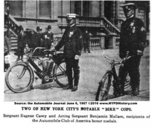 19070606 Automobile Journal - Photo Casey & Mallam MCYs & Cuff Stars