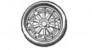 The Logo of the Automobile Club of America, 1898-1932