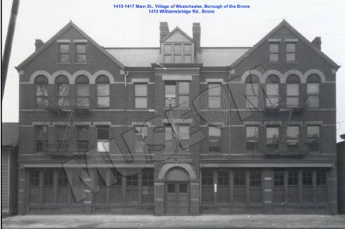 1415 Williamsbridge Rd. Source: NYCPM