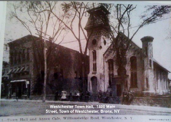 Westchester Village Hall