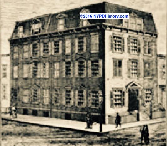 128 Prince Street, Eighth (8th) Precinct 1869-1908