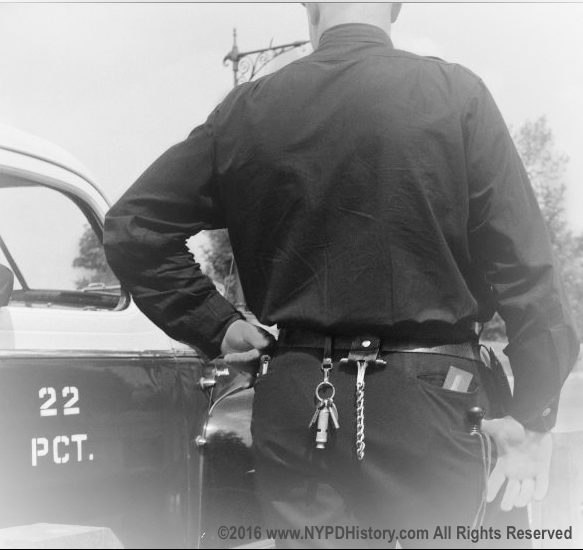 1946 22nd Pct., Central Park, Patrolman