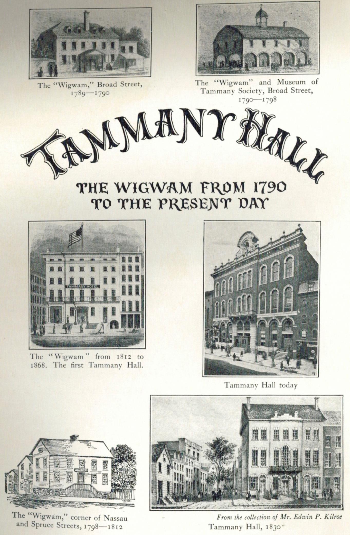 tammany hall era