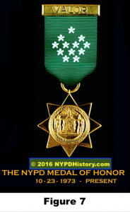Figure 7: Medal of Valor 1973 to Present
