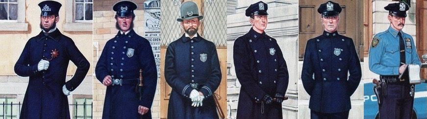 The History of Policing in the City of New York