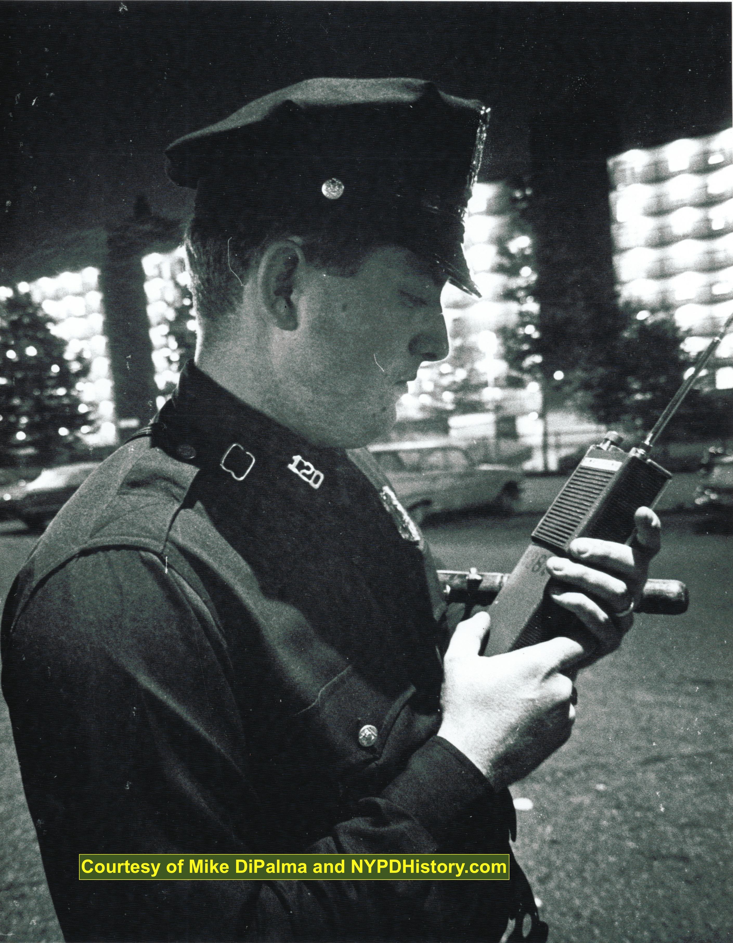 "What's the Deal:"" With the History of Police Communications in New"